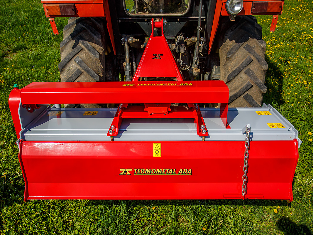Rotary tractor tillers PTF 145, PTF 165, PTF 185