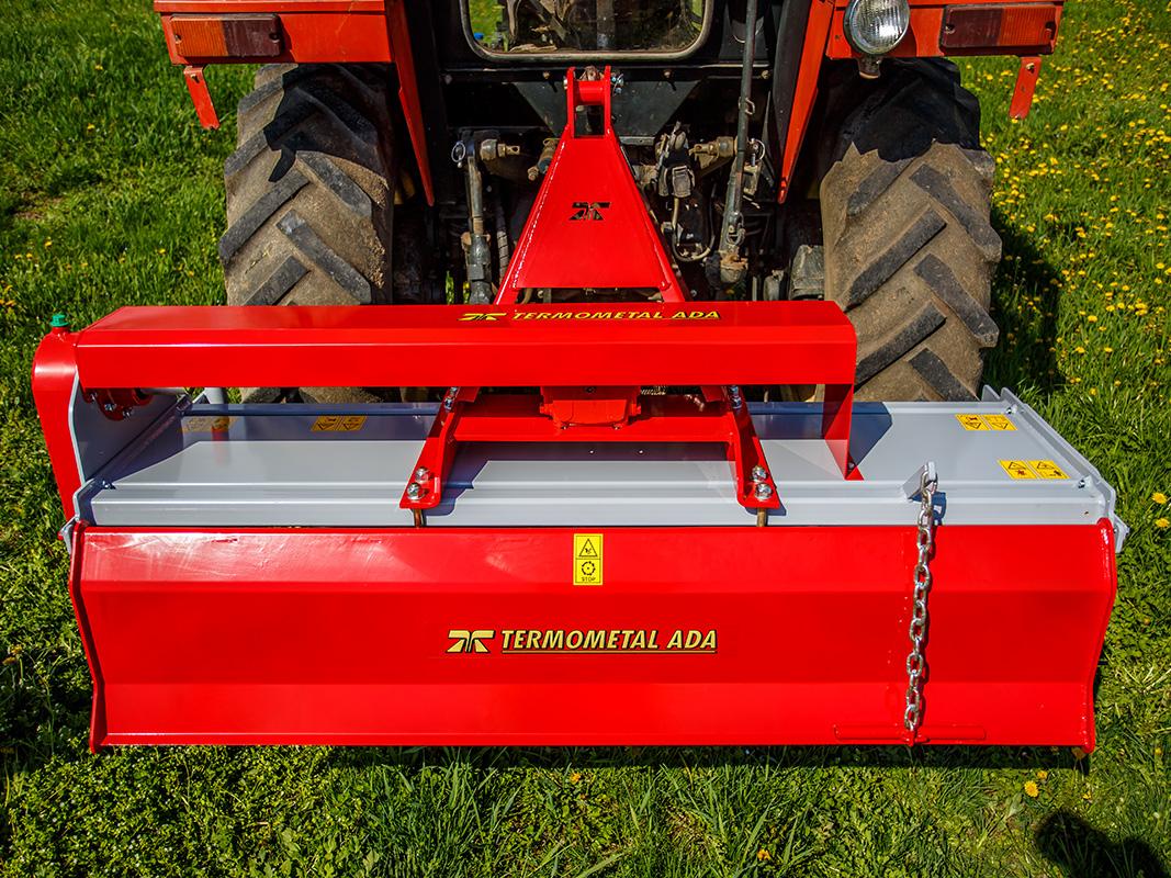 Angehängte Bodenfräse für Traktoren mit Halbschwergewicht - PTF 145, PTF 165, PTF 185