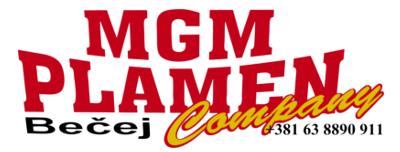 Mgm Plamen Company d.o.o. - Bečej