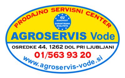 Agroservis Vode - Slovenia